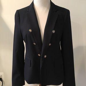 Zara Woman Navy Blazer